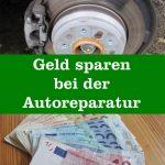 Geld sparen Reparatur